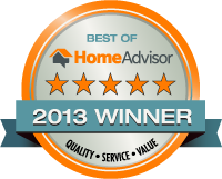 Home Advisor Winner 2013